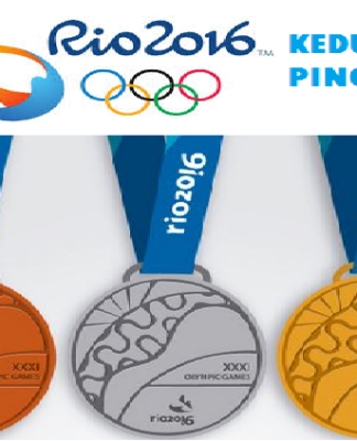 Kedudukan Pingat Sukan Olimpik 2016